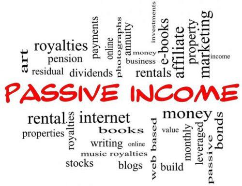 Lifelong passive income